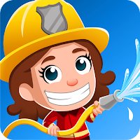 Idle Firefighter Tycoon – Fire Emergency Manager Mod Apk