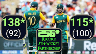 South Africa vs Zimbabwe 3rd Match ICC Cricket World Cup 2015 Highlights