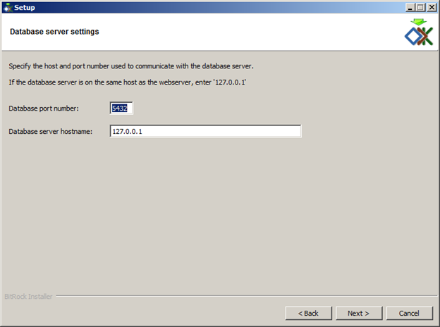 odk database configuration