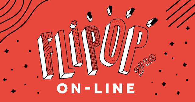 Flipop 2020: Programação oficial!