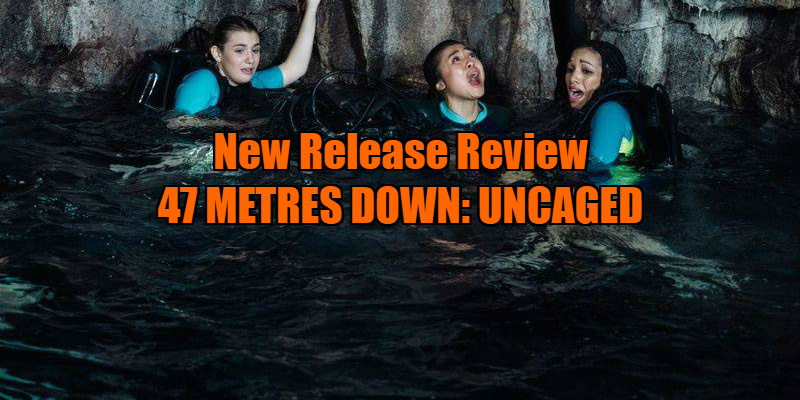 47 metres down uncaged review