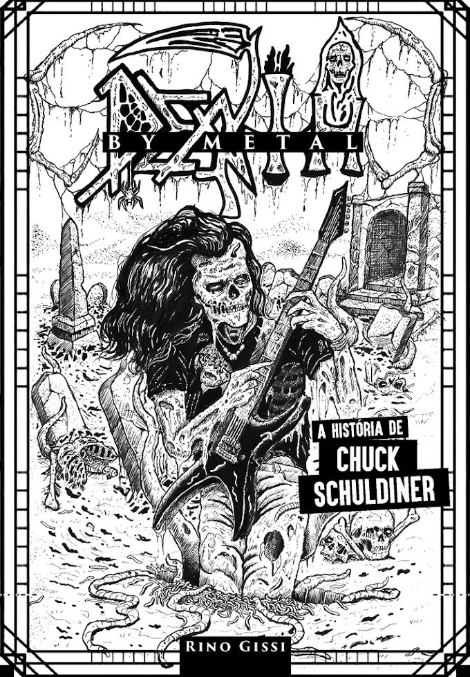 Resenha # 176 - Livro  Death by Metal