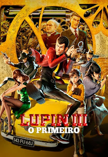 Lupin III: O Primeiro (2020) Torrent