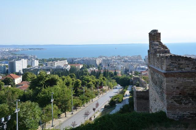Eptaprgion Bizans Kalesi, Selanik