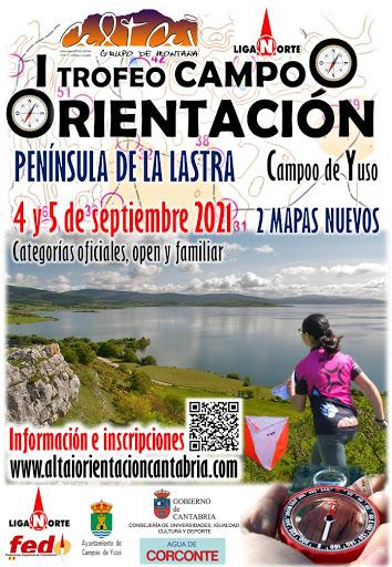 I Trofeo CampoO de Orientación 2021