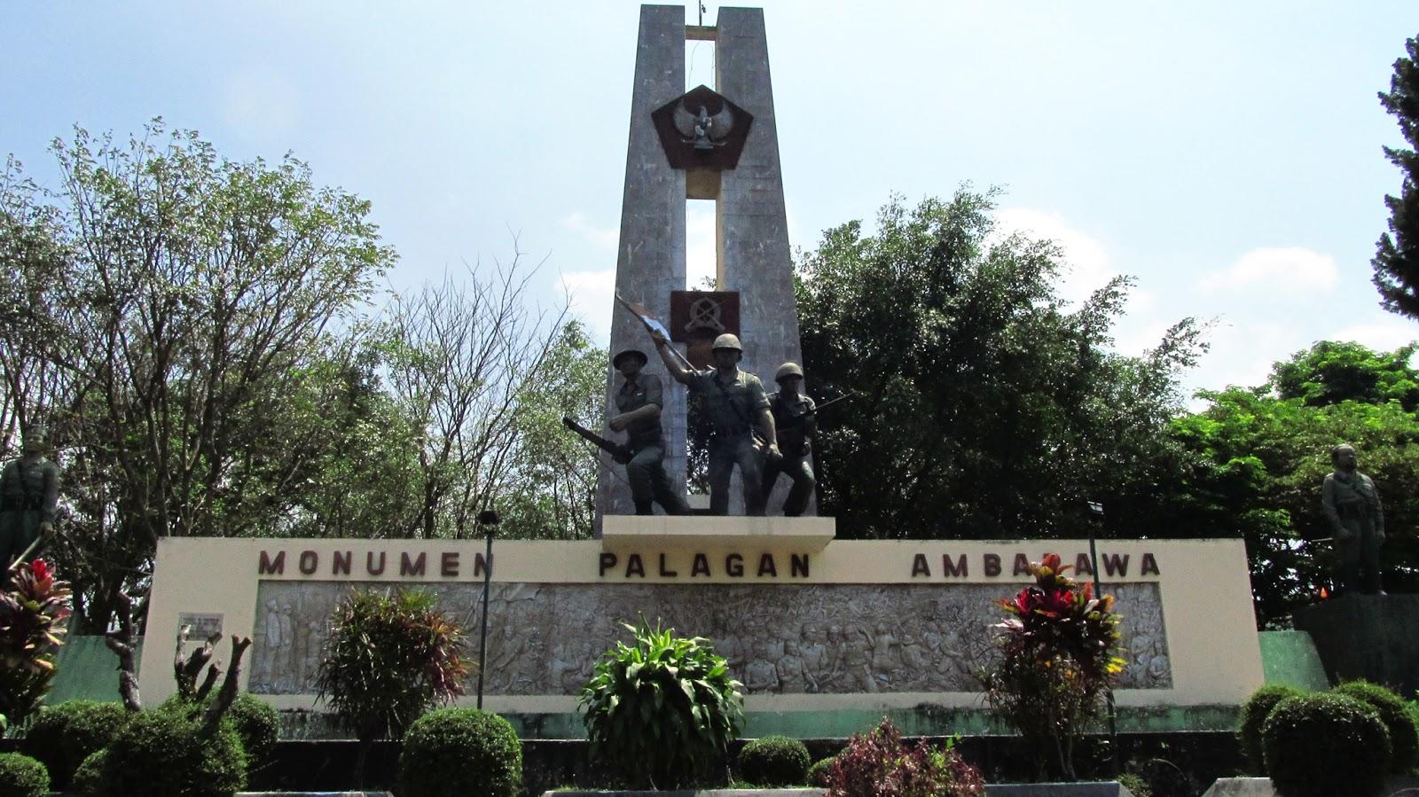 Monumen Palagan Ambarawa, Wisata Sejarah Terkenang Jendral Soedirman di Masa Penjajahan Jepang dan Belanda