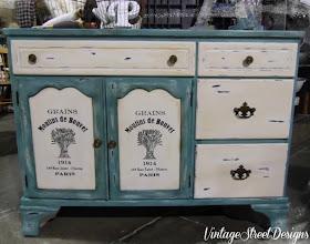 Boiserie c offrite una seconda chance ai vostri vecchi - Restaurare vecchi mobili ...