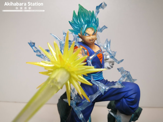 Figuarts ZERO SS God SS Vegetto - Event Exclusive Color Edition - de Dragon Ball Super - Tamashii Nations