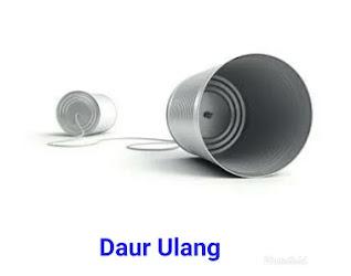 Gambar Mainan Telepon Teleponan Dari Kaleng Bekas