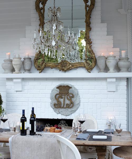 Annie Brahler interior design Eurotrash dining room