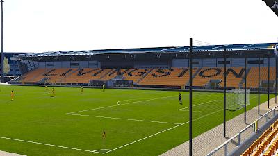 PES 2021 Stadium Almondvale