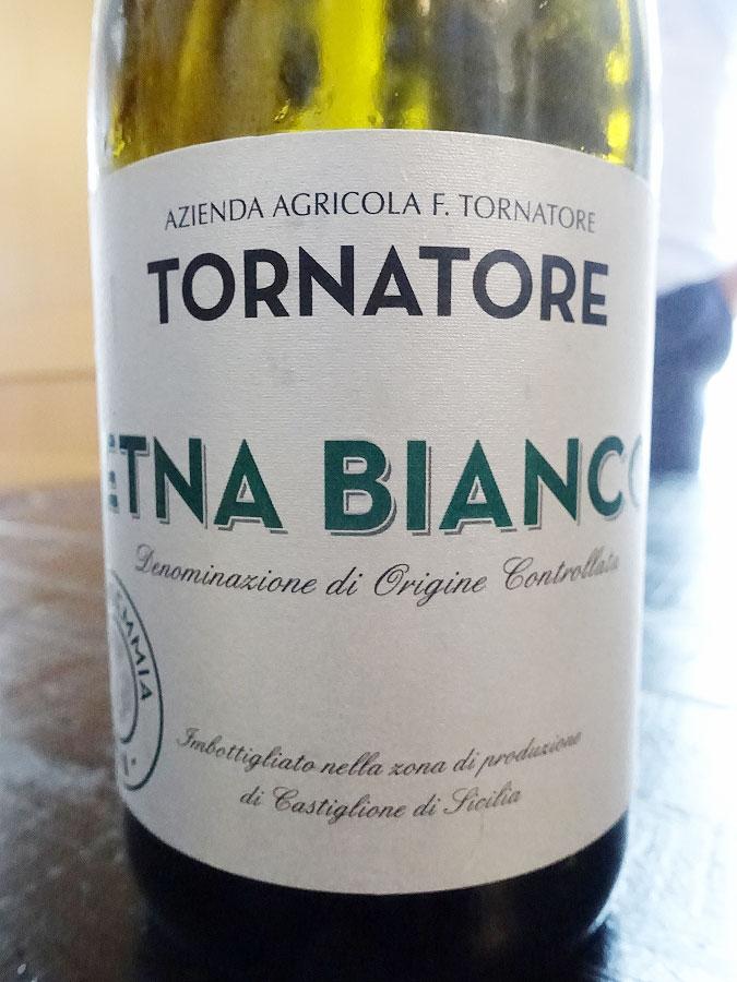 Tornatore Etna Bianco 2018 (90+ pts)