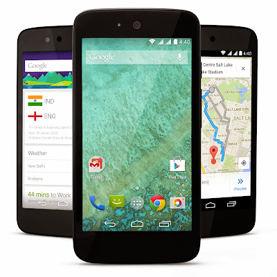 For the next five billion: Android One