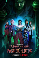 A Babysitter's Guide to Monster Hunting (2020) Netflix Full Hindi Dubbed Watch Online Movie Free Download