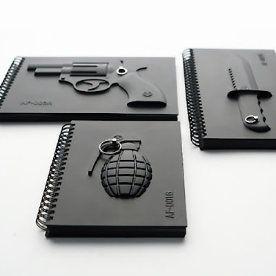 Creative Notebooks and Unusual Notebook Designs (15) 1