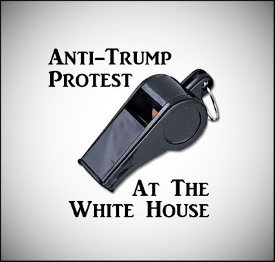 Occupy Washington DC - Whistle Blowers Surround White House - gvan42