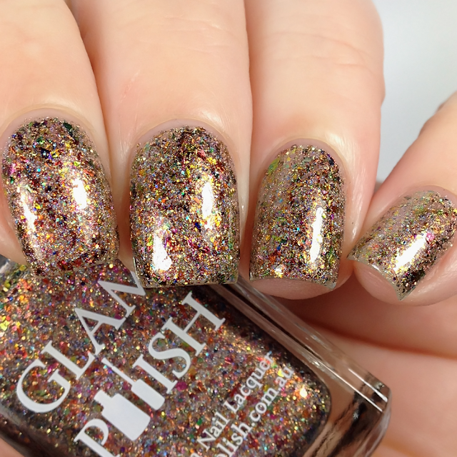 Glam Polish-I Have Spoken