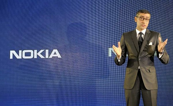 Nokia appoints Rajeev Suri as new CEO