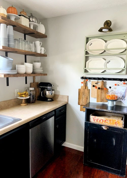 Halloween Home Decor - easy ways to add Halloween charm to your kitchen