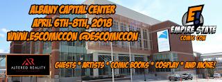 Empire State Comic Con - Albany Capital Center