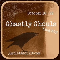 Ghastly Ghosts hop