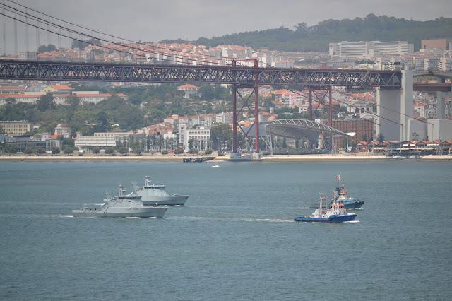 SHIPS   THE SEA - BLOGUE dos NAVIOS e do MAR  Chegada dos patrulhas ... 2c0b53af5650e