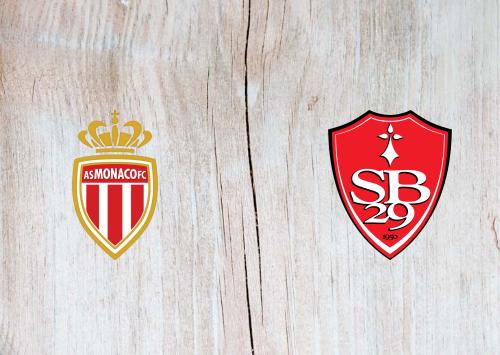 Monaco vs Brest -Highlights 28 September 2019