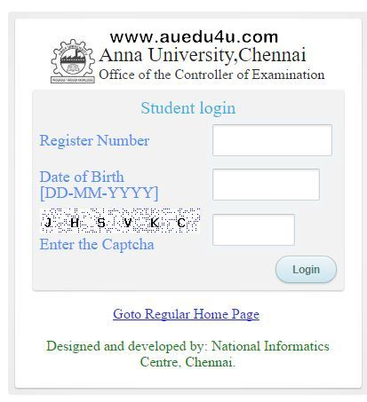 Anna university internal marks 2016