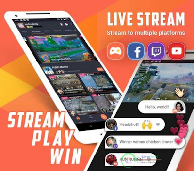 Best Pubg Mobile Live stream App For Android 2020