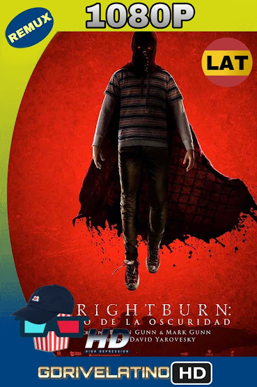 Brightburn: Hijo de la Oscuridad (2019) BDRemux 1080p Latino-Ingles MKV