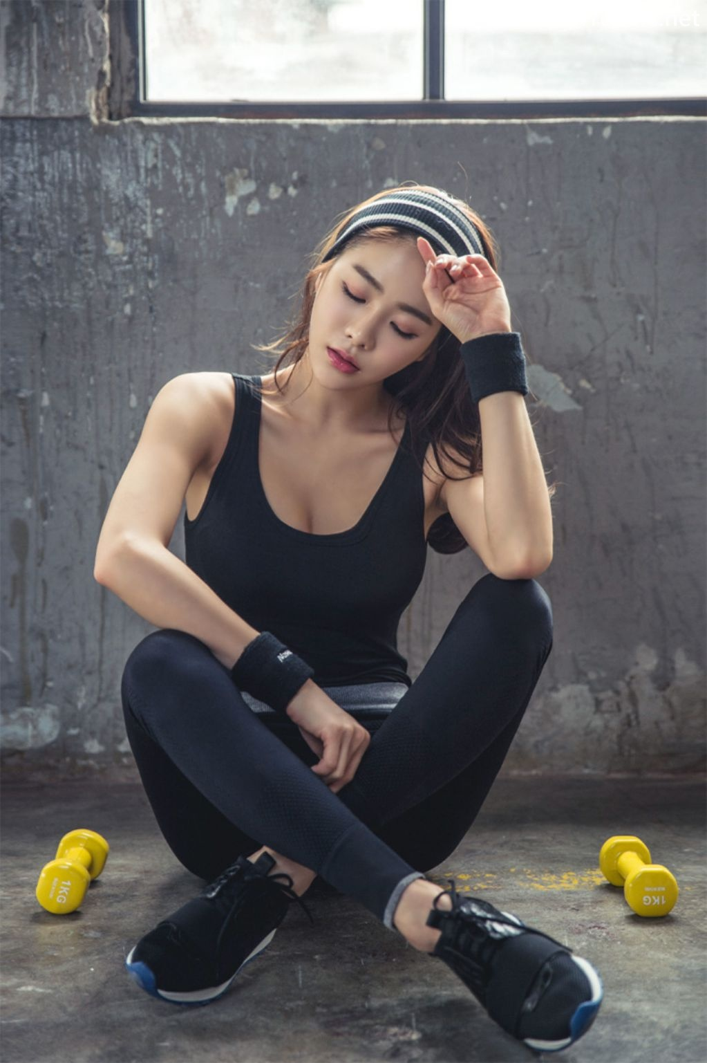 Image Korean Beautiful Model - An Seo Rin - Fitness Fashion Photography - TruePic.net - Picture-9