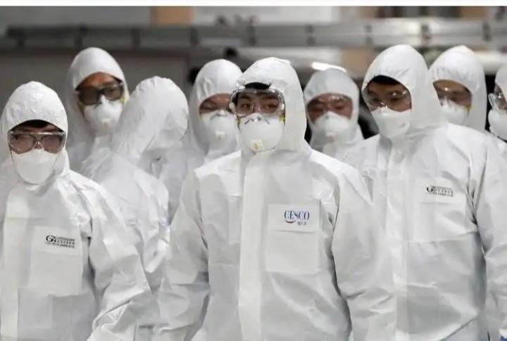 Ditutup-Tutupi, Ilmuwan: China Gagal Hentikan Corona