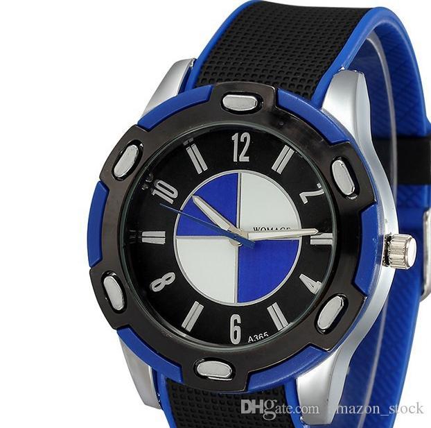 Sports Logo Wrist Watches