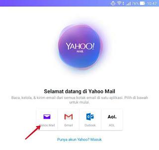 Ingin menciptakan email dengan platform yahoo Cara Terbaru Daftar Email Yahoo Lewat HP (Dijamin berhasil)