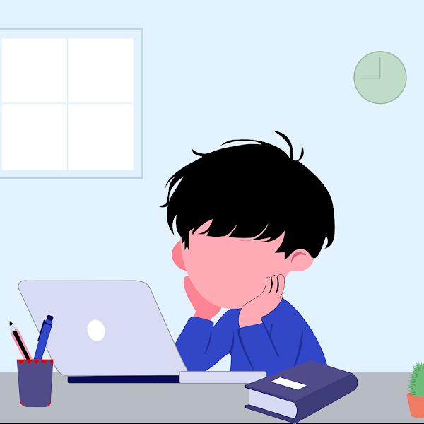 Tips Mengatasi Kesulitan Belajar Online dengan Roboguru