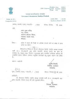 शराब बिक्री पर प्रतिबंध की मांग, राज्यपाल के नाम सौंपा पत्र