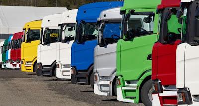 Caminhões pesados trazem o mercado a reboque