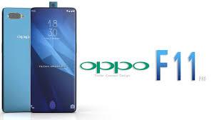 الكشف عن هاتف Oppo الجديد، Oppo F 11 Pro