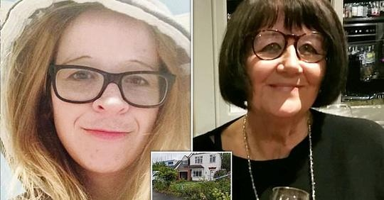Head of woman found in plastic bag 'after daughter chopped up her body'