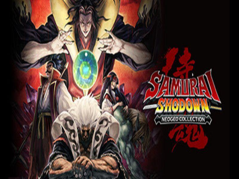 Download SAMURAI SHODOWN NEOGEO COLLECTION Game PC Free