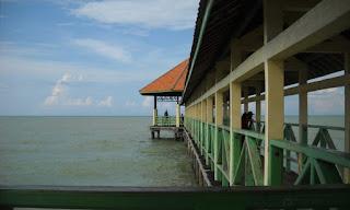 Tempat Wisata di Tegal Pantai Purwahamba Indah