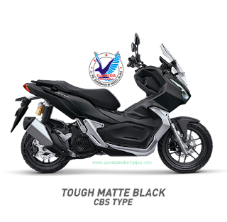 Honda ADV150 Tought Matte Black CBS