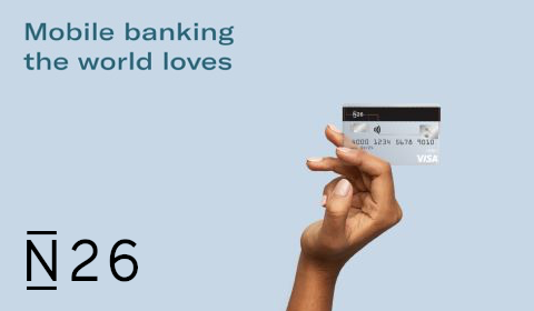 N26 – Mobile banking the world loves