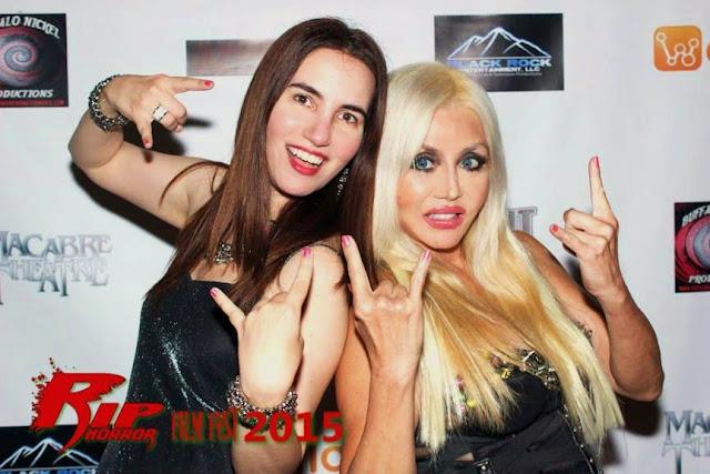 Vida Ghaffari & Dawna Lee Heising