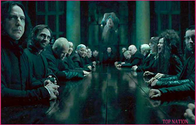 Harry Potter The Death Eaters