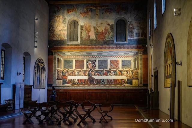 Cenacolo Firenze San'Apollonia