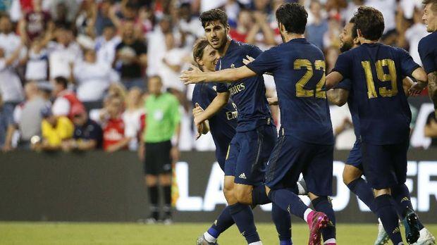 Musim Belum Dimulai Pemain Real Madrid Dihantam Cedera 2019