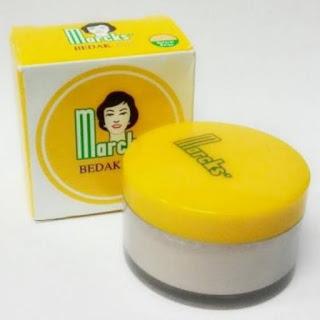 Marcks Beauty Powder
