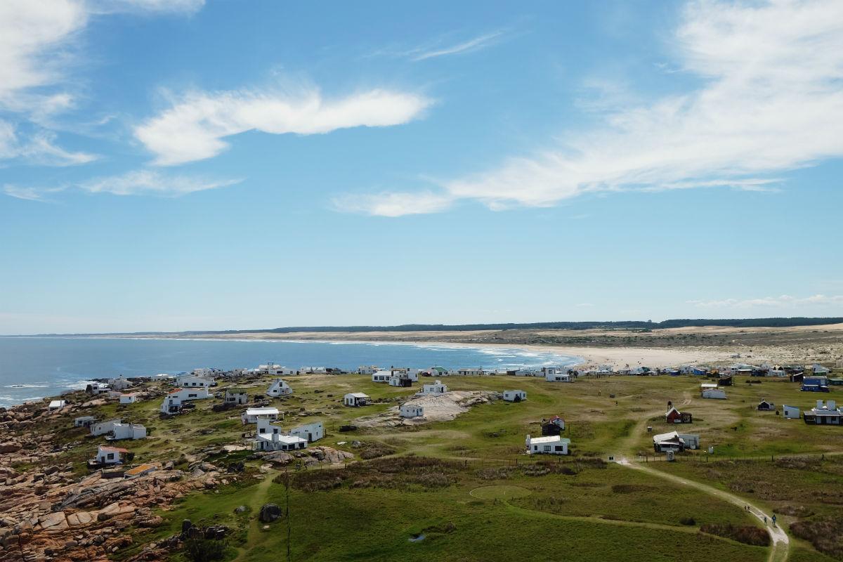 Bate e volta em Cabo Polonio no Uruguai