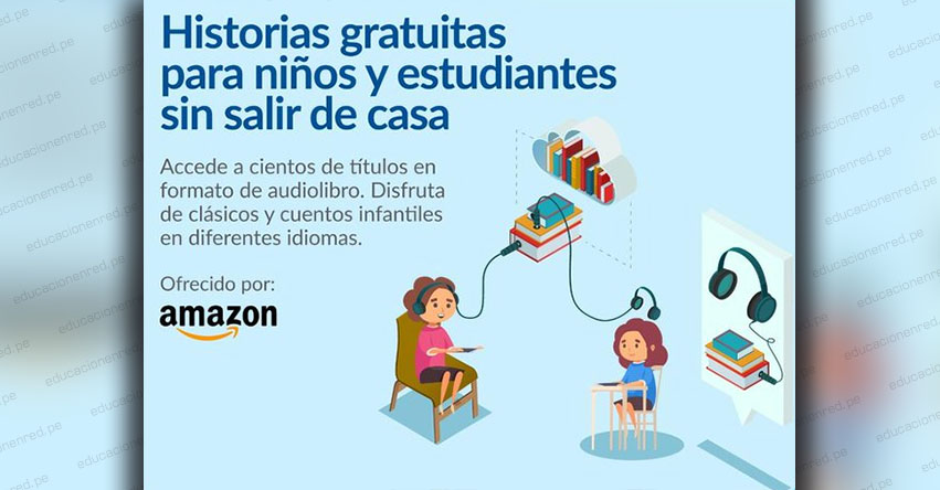 Colección de Cuentos Infantiles en formato Audio Libro [GRATIS]